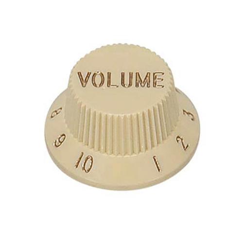 Boston KI-1726-V Volume Knop Ivoorwit voor Stratocaster