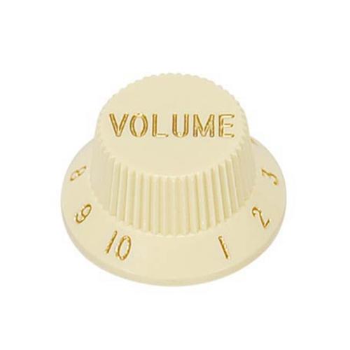 Boston KI-240-V Volume Knop Ivoorwit voor Stratocaster