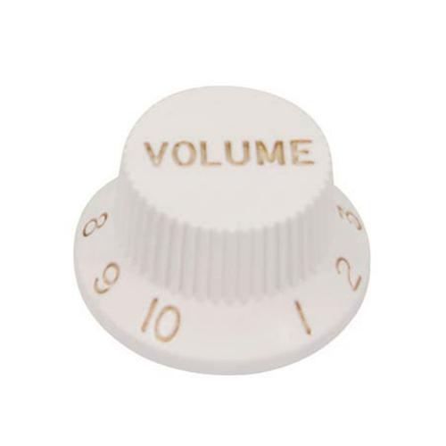 Boston KW-244-V Volume Knop Wit voor Stratocaster
