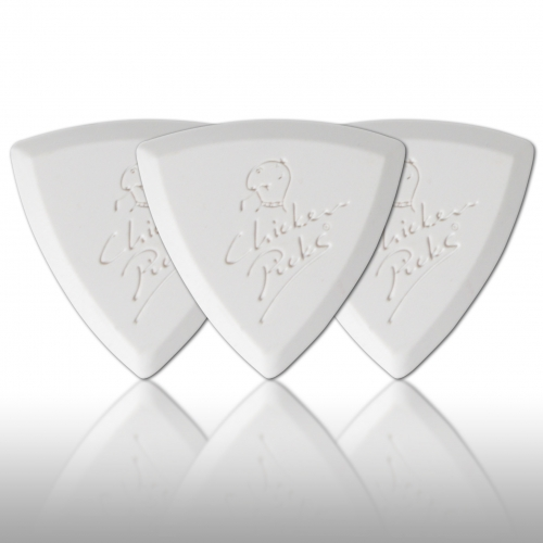 Chickenpicks Bermuda III 2.7mm Pointy Plectrum 3-Pack