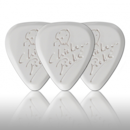 Chickenpicks Light 2.2mm Plectrum 3-Pack