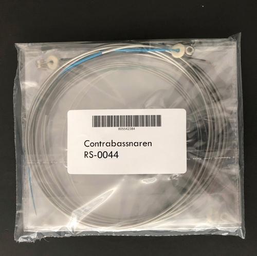 Snarenshop RS-0044 Snarenset voor 4/4 Contrabas