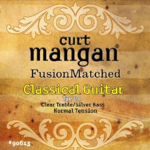 Curt Mangan 90613 Snaren voor Klassieke Gitaar - Normale Spanning