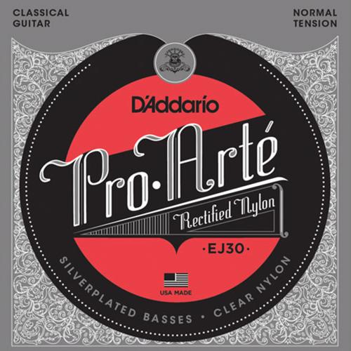 D'Addario EJ30 Klassieke Snaren - Normale Spanning