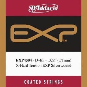 D'Addario EXP4504 Losse Snaar - D4