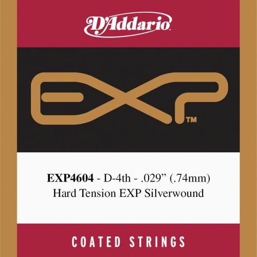 D'Addario EXP4604 Losse Klassieke Snaar D4
