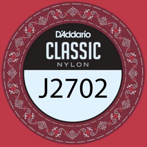 D'Addario J2702 Losse Klassieke Snaar - B2