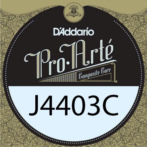 D'Addario J4403C Losse Composiete Klassieke Snaar G3