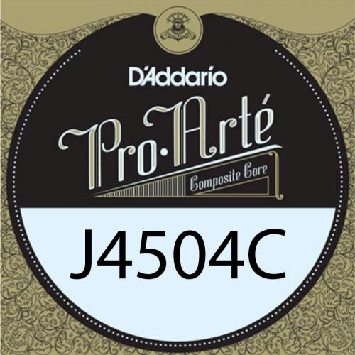 D'Addario J4504C Losse Composiete Klassieke Losse Snaar D4