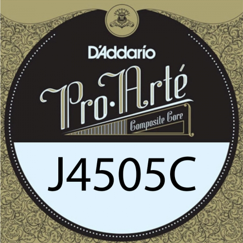 D'Addario J4505C Losse Composiete Klassieke Losse Snaar A5