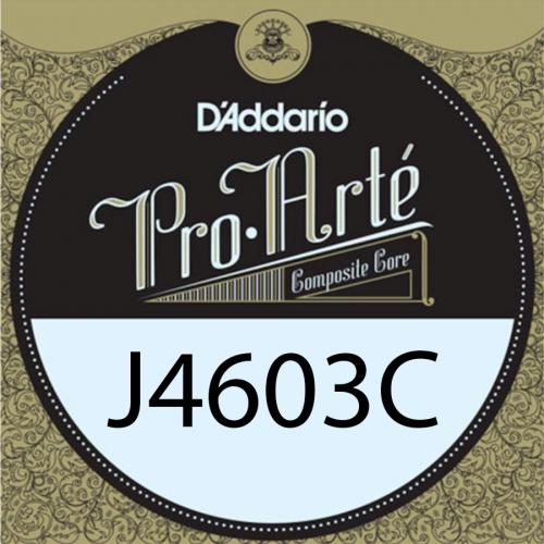 D'Addario J4603C Losse Composiete Klassieke Losse Snaar G3