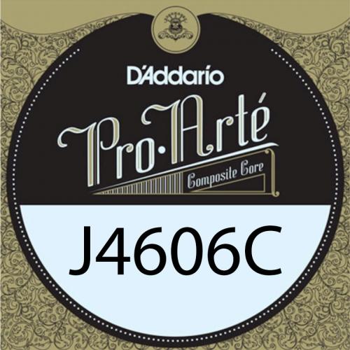 D'Addario J4606C Losse Composiete Klassieke Losse Snaar E6