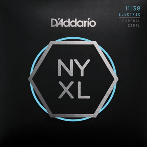 D'Addario NYXL1138PS Pedal Steel Snaren E9th