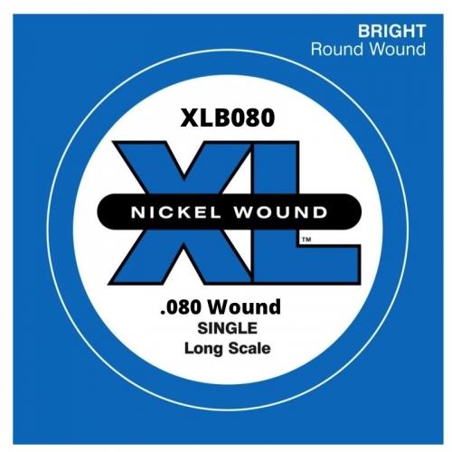 D'Addario XLB080 Bassnaar