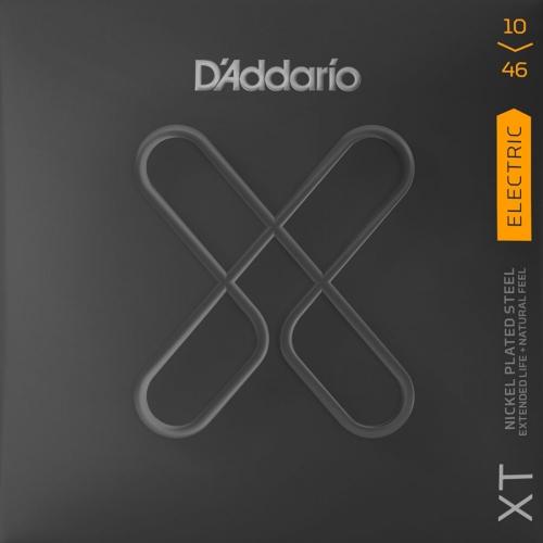 D'Addario XTE1046 Elektrische Gitaarsnaren (10-46)