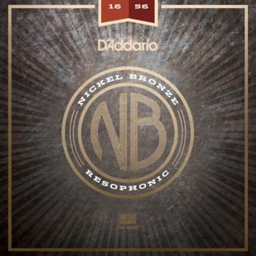 D'Addario NB1656 Resophonic Akoestische Gitaarsnaren (16-56)