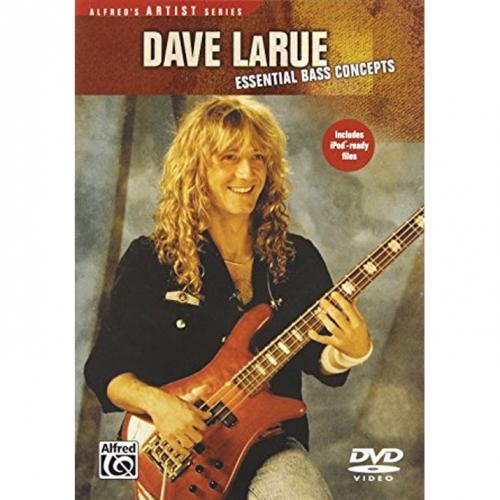 Dave Larue - Essential Bass concepts DVD - Op=Op*