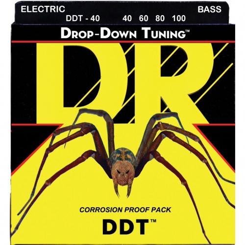 DR DDT40 Drop Tuning Bassnaren (40-100)