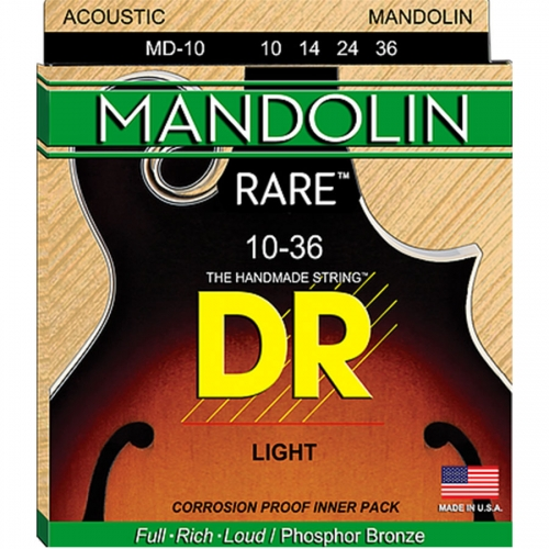 DR MD10 Mandolinesnaren Light (10-36)