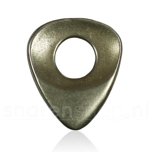Dugain Metaldug Massief Zilveren Plectrum (ADG Argent/Stand-Argent)
