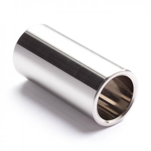 Dunlop 318 Slide / Bottleneck Staal - Lang