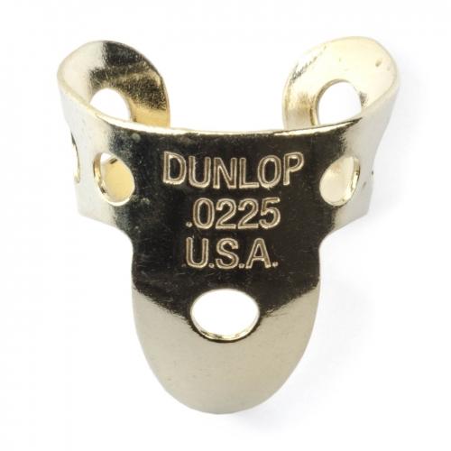Dunlop 37R0225 Vingerplectrum Koper .0225 20-Pack