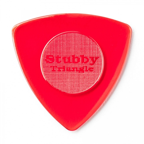 Dunlop 473P150 Tri Stubby 1.5mm Plectrum 6-Pack