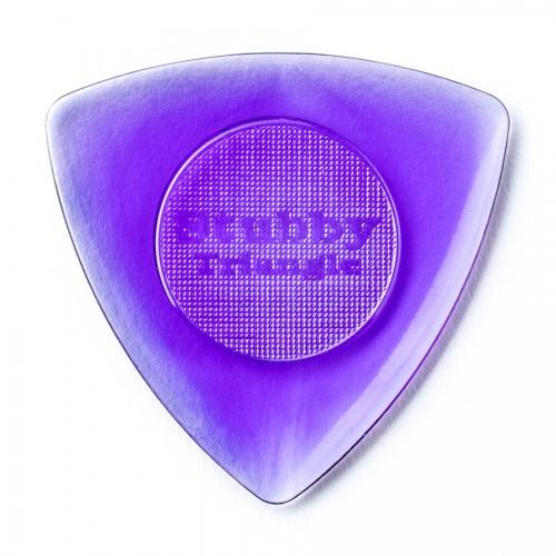 Dunlop 473P200 Tri Stubby 2.0mm Plectrum
