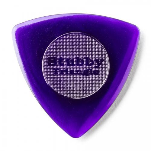 Dunlop 473P300 Tri Stubby 3.0mm Plectrum