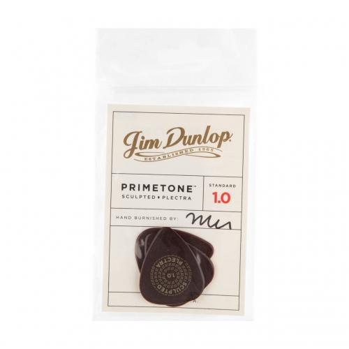 Dunlop 511P100 Primetone Standaard Glad Plectrum 1.0mm 3-Pack