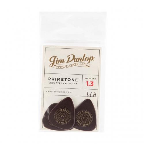 Dunlop 511P130 Primetone Standaard Glad Plectrum 1.3mm 3-Pack