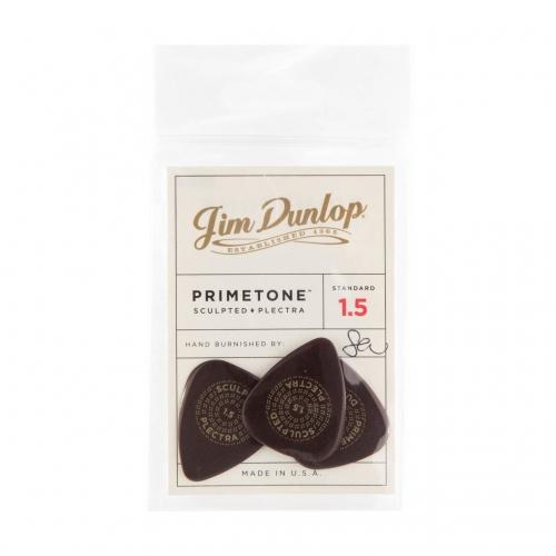 Dunlop 511P150 Primetone Standaard Glad Plectrum 1.5mm 3-Pack