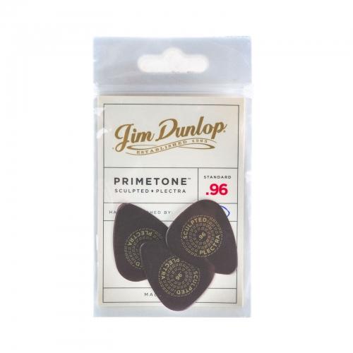 Dunlop 511P96 Primetone Standaard Glad Plectrum 0.96mm 3-Pack