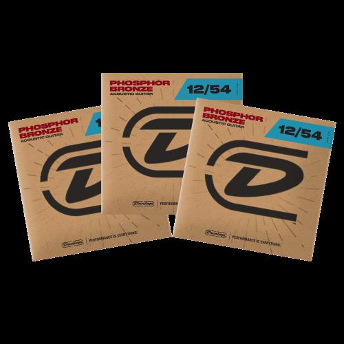 dunlop-dap1254-westernsnaren-phosphor-bronze-3-pack