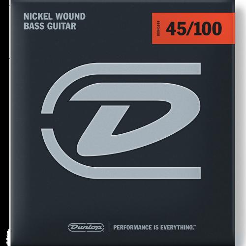 Dunlop DBN45100 Bassnaren (45-100)