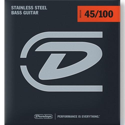 Dunlop DBS45100 Bassnaren Long Scale (45-100)