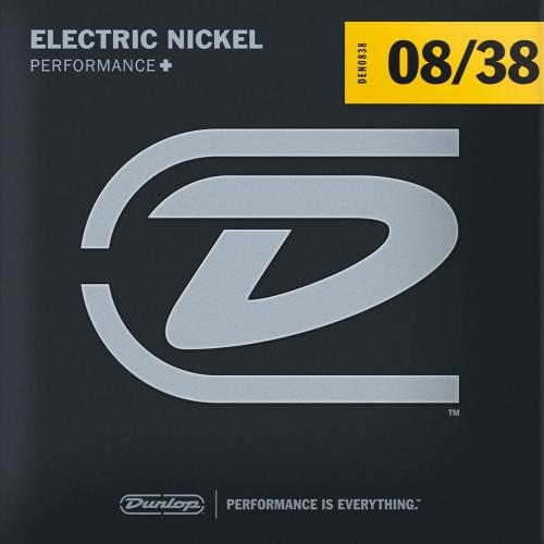 Dunlop DEN0838 Nickel Wound Elektrische Gitaarsnaren (8-38)