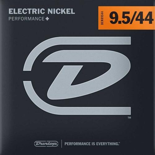Dunlop DEN09544 Nickel Wound Elektrische Gitaarsnaren (9.5-44)
