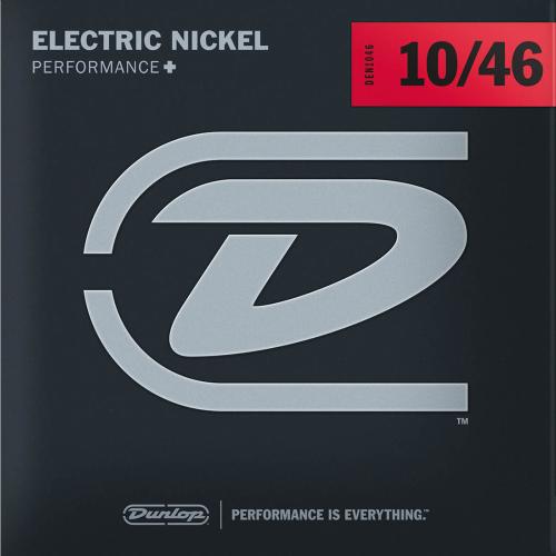 Dunlop DEN1046 Snaren voor Elektrische Gitaar (10-46)