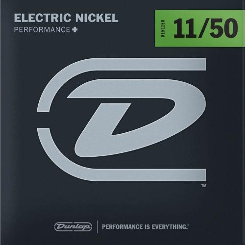 Dunlop DEN1150 Snaren voor Elektrische Gitaar (11-50)