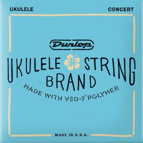 Dunlop DUQ302 Concert Ukulele Snaren (26-26)