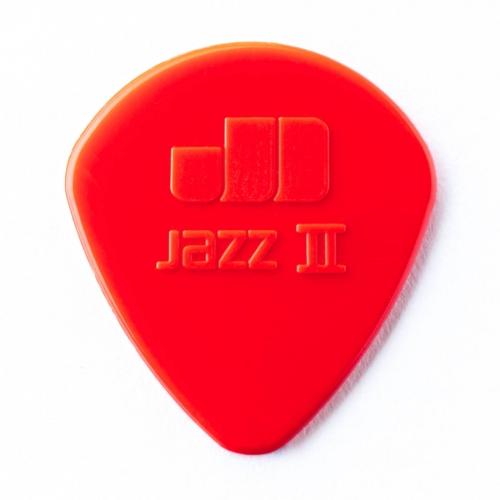 Dunlop Plectrum Jazz II 1.18mm rood