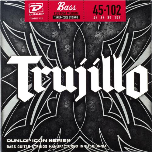 Dunlop RTT45102T Robert Trujillo Bassnaren (45-102)