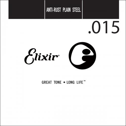 Elixir 13015 Roestvrij Stalen Acoustic/Electric .015 Losse Snaar