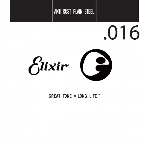 Elixir 13016 Roestvrij Stalen Acoustic/Electric .016 Losse Snaar