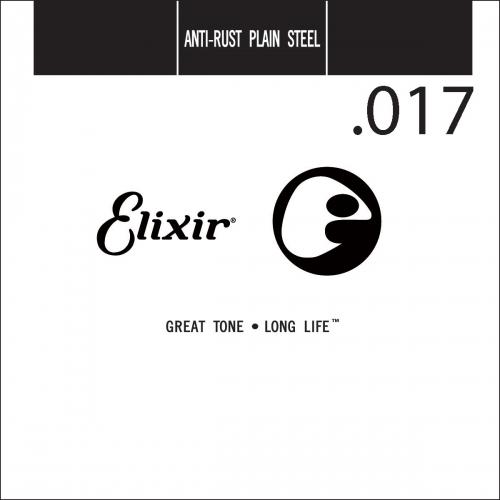 Elixir 13017 Roestvrij Stalen Acoustic/Electric .017 Losse Snaar