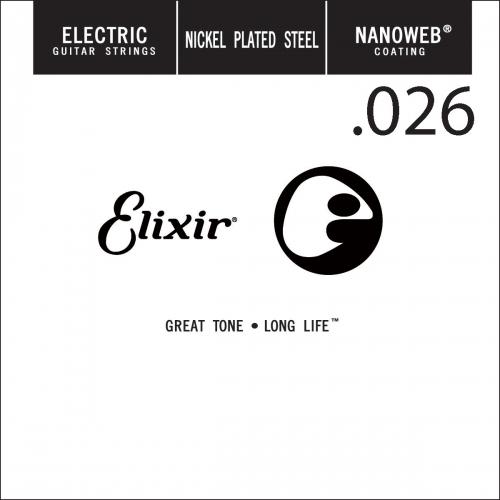 Elixir 15226 Nanoweb Electric .026 Losse Snaar
