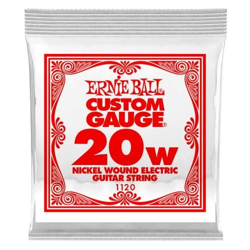 Ernie Ball 1120 Nickel Plated Steel .020w Losse Snaar - Per Stuk