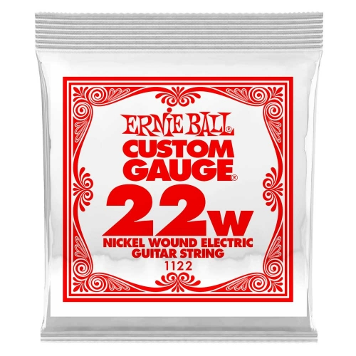 Ernie Ball 1122 Nickel Plated Steel .022 Losse Snaar - Per Stuk