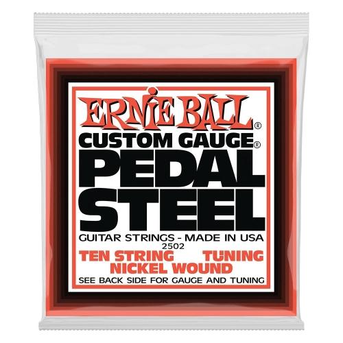 Ernie Ball 2502 Pedal Steel Nickel Wound Snaren E9th (13-38)